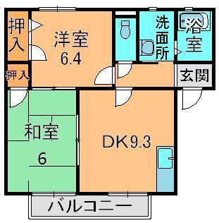 ハイツ・エバグリーン(守山播磨田)