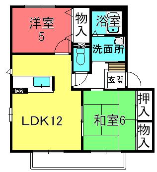 ユウハイツⅣ(栗東綣1)