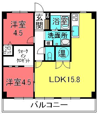 アメリエ辻303号室(栗東辻)