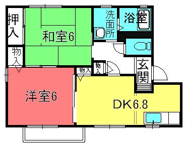 エクシード壱番館_1(栗東大橋)